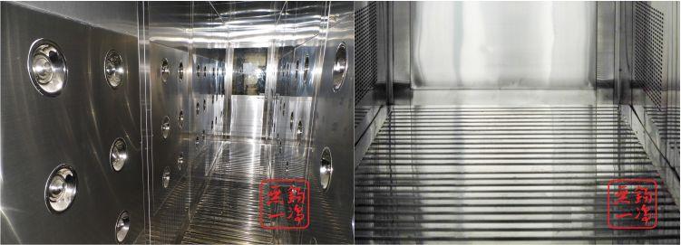 汽車涂裝風淋室-汽車生產廠家風淋室-無錫一凈5