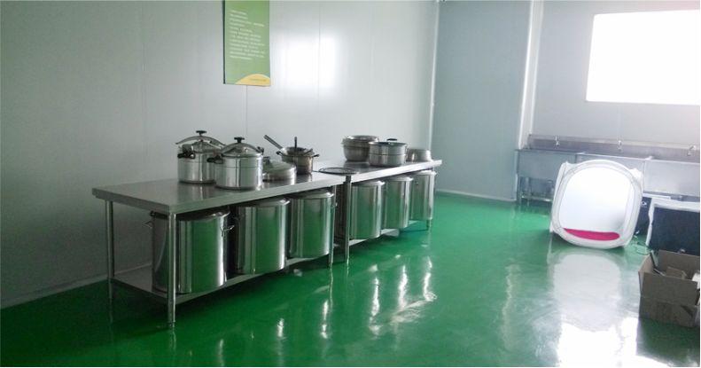 中央廚房-食品無菌車間-潔凈室-凈化工程安裝-無錫一凈6