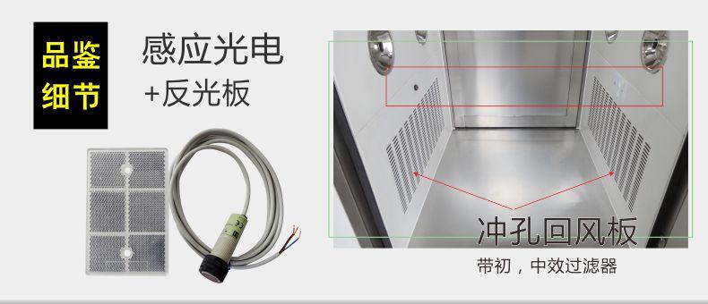 大团结孙倩全文阅读感应光电+反光板