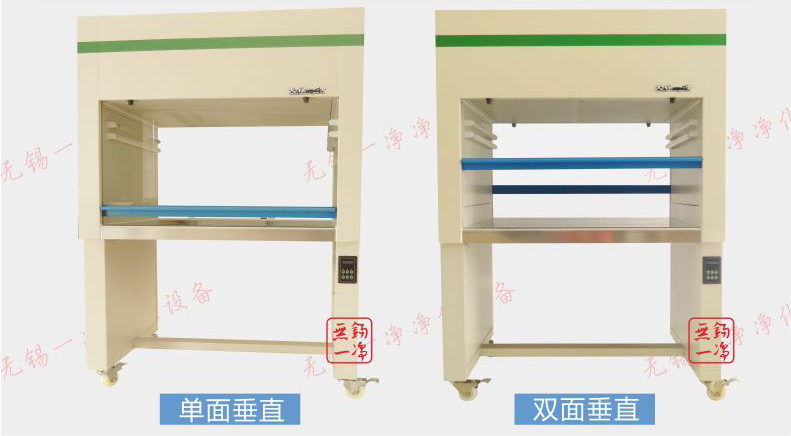 垂直工作臺可分為2種樣式-無錫一凈