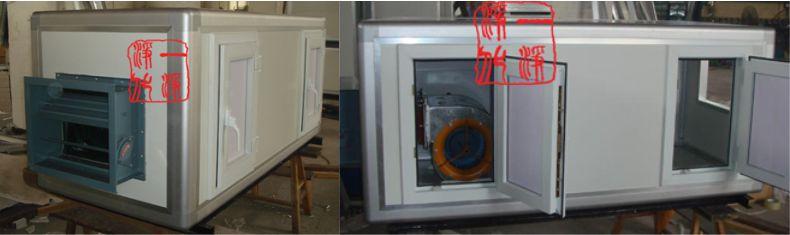空調箱-組合式空調箱機組-車間凈化-潔凈車間-凈化工程安裝公司-無錫一凈6