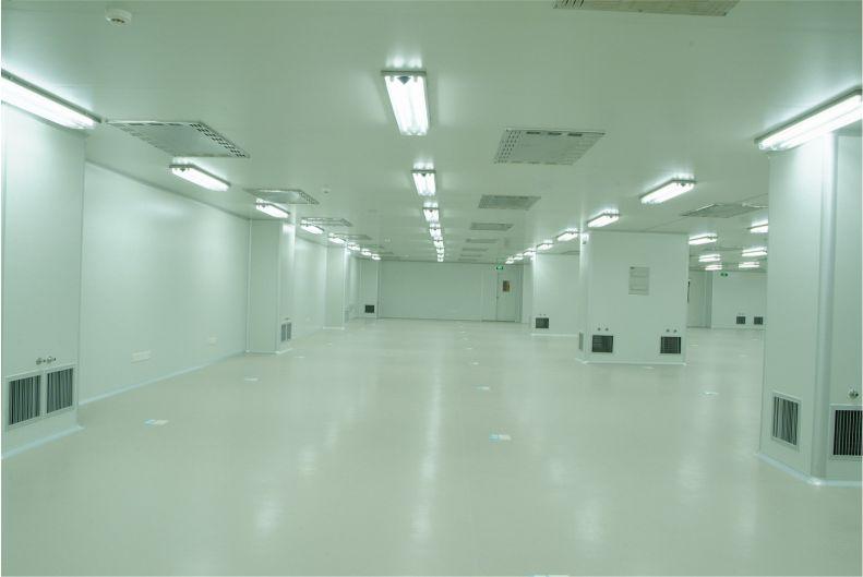 化妝品車間-凈化工程-無塵車間-潔凈工程安裝公司-無錫一凈1