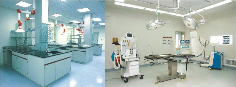 洁净手术室-医院净化工程-无菌操作室-无菌材料储存-洁净室安装-无锡一净9