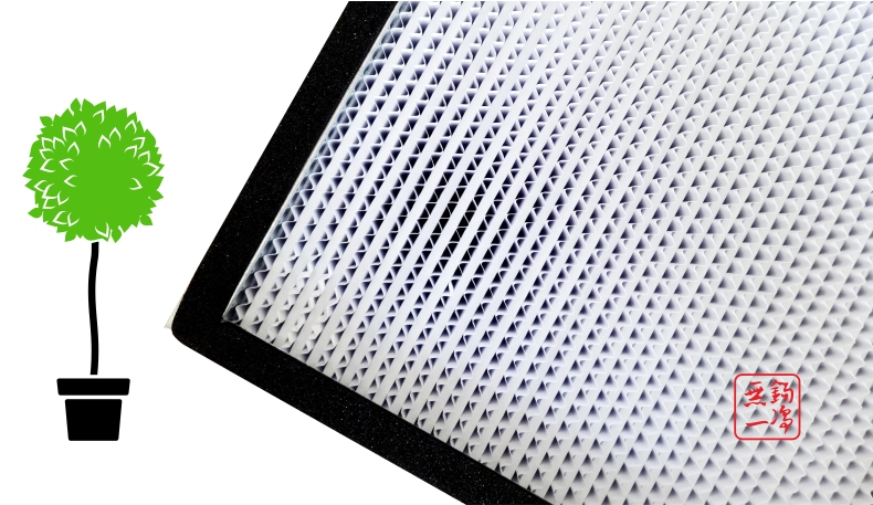 无锡一净 有隔板高效过滤器 过滤器 高效过滤器 过滤网9