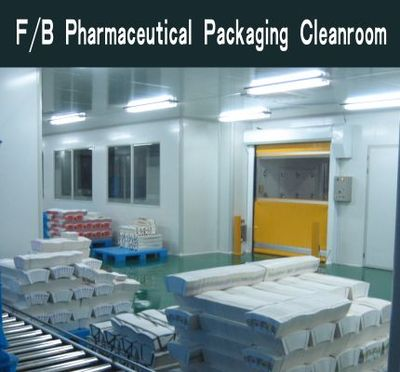 F&B/Pharmaceutical Packaging Cleanrooms