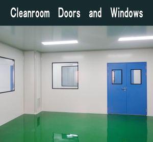 Cleanroom Doors & Windows