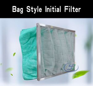 Bag Style Initial Filter