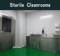Sterile Cleanrooms for Food & Beverage
