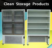 Clean Storage Shelves