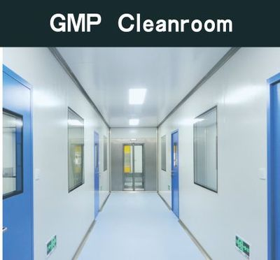 GMP Cleanrooms