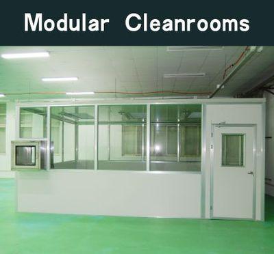 Clean Booths / Modular Cleanrooms