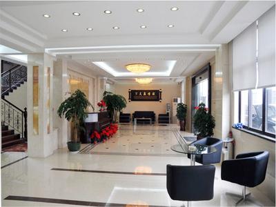 E-Clean Headquarters Lobby