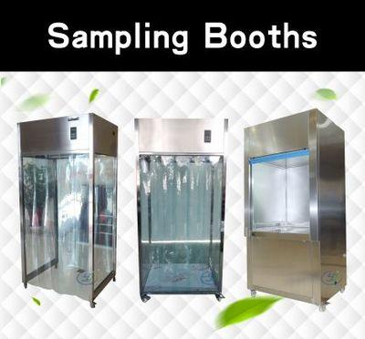 Sampling Booths