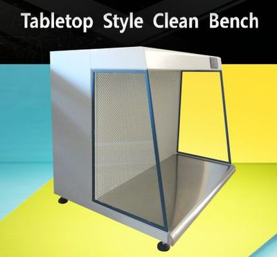 Tabletop Style Clean Bench