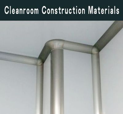Cleanroom Construction Materials