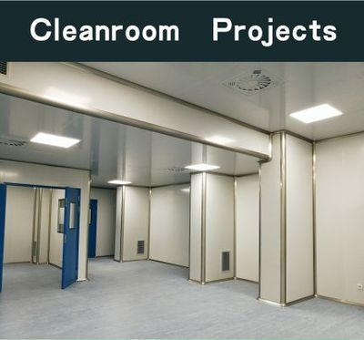 Cleanroom Project Gallery
