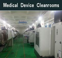 Medical Device Cleanrooms