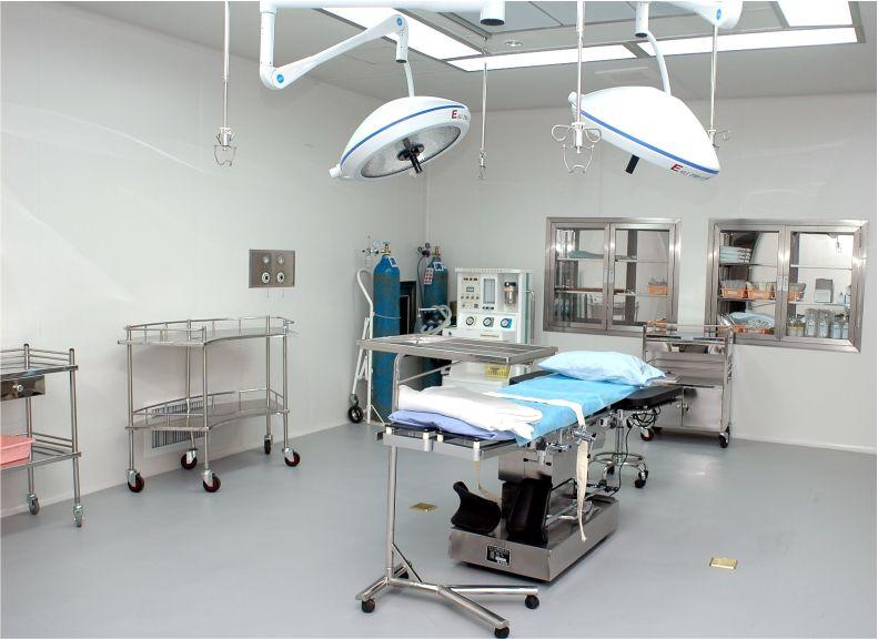 洁净手术室-医院净化工程-无菌操作室-无菌材料储存-洁净室安装-无锡一净1
