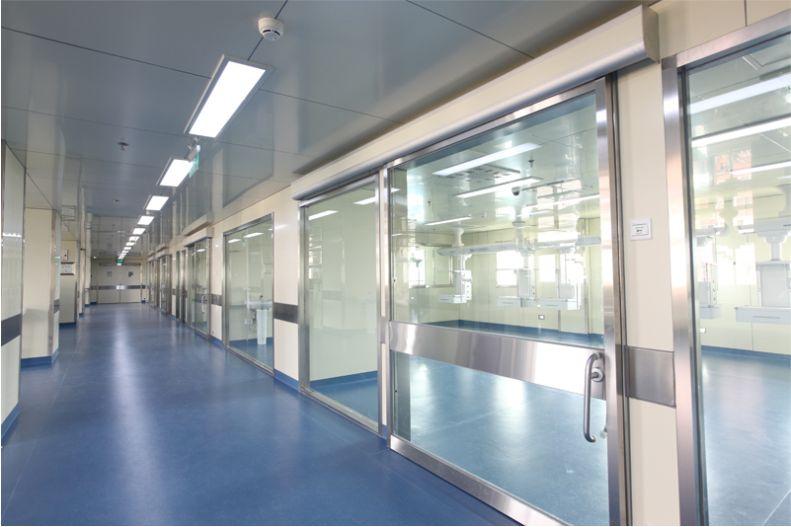 洁净手术室-医院净化工程-无菌操作室-无菌材料储存-洁净室安装-无锡一净5