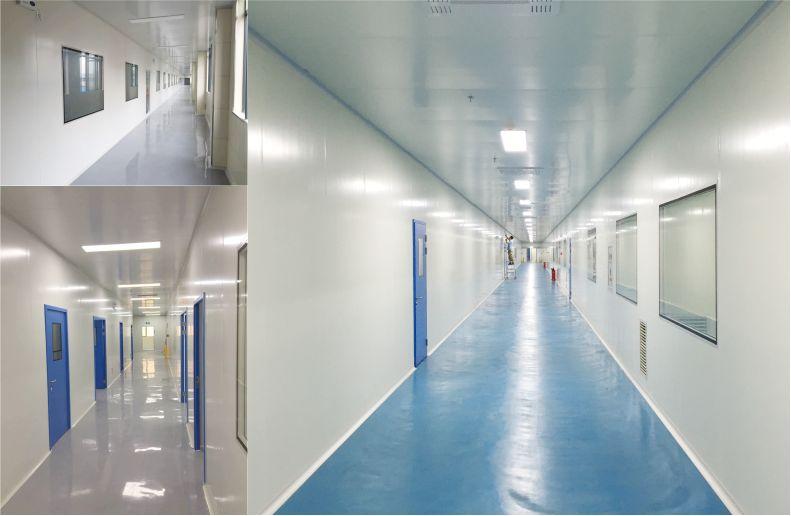 洁净手术室-医院净化工程-无菌操作室-无菌材料储存-洁净室安装-无锡一净6