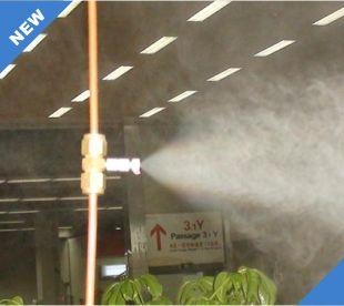 喷雾水淋室