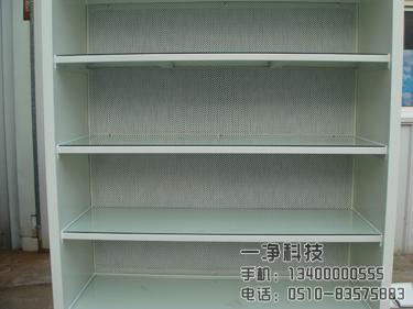 敞开式百级净化柜,水平送风,台面衬垫钢化玻璃